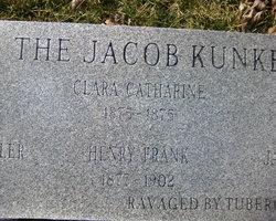 Clara Catherine Kunkel
