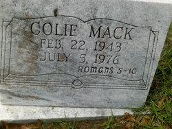 Colie Mack