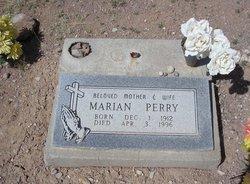 Marian <i>Tafoya</i> Perry