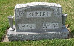 Henrietta Rose <i>Deppe</i> Reinert