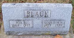 Louetta B. Black