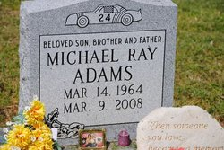 Michael Ray Adams