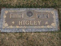 Hyrum Joseph Higley