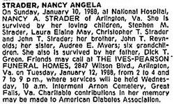 Nancy Angela <i>Reynolds</i> Strader