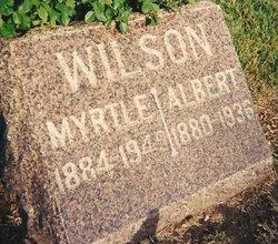 Albert Bert Wilson