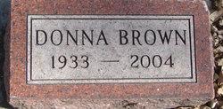 Donna <i>Westendorf</i> Brown