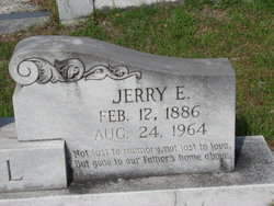 Jerry E Hall