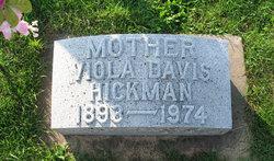 Viola Edith <i>Bausman</i> Hickman