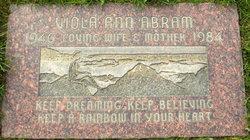 Viola Ann Abram