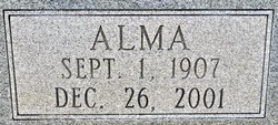 Alma Elenor <i>Peters</i> Jenkins