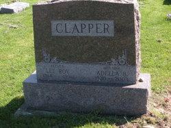 Adella (Betty) <i>Everhart</i> Clapper