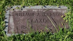 William Anderson Claxon