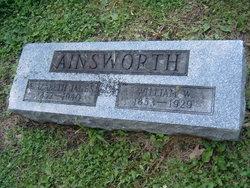 Elizabeth <i>Janes</i> Ainsworth