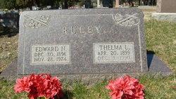 Thelma Lualla <i>Gallagher</i> Ruley