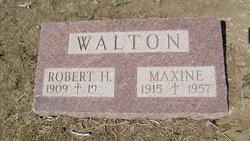 Maxine <i>Renk</i> Walton