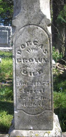 Dorcas <i>Buchanan</i> Brown