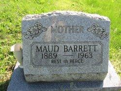 Maud Barrett