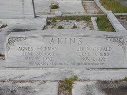 John Oswald Akins, Sr