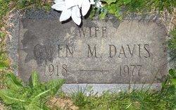 Gwendolyn May <i>Blottenberger</i> Davis