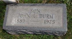John Lewis Bud Durm