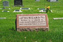 Nora Lucinda <i>Haynes</i> Burgard