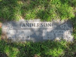 Mary Alma Anderson