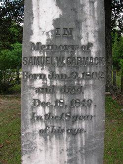 Samuel W. Carmack