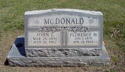Florence H. McDonald