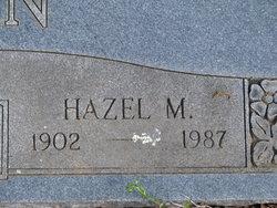 Hazel <i>McElwee</i> Cain