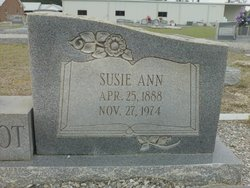 Susie <i>Adams</i> Barefoot