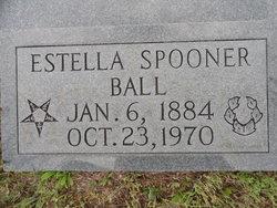 Estella <i>Spooner</i> Ball
