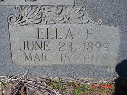 Ella Fair <i>Massey</i> Capps