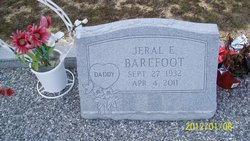 Jeral E Barefoot