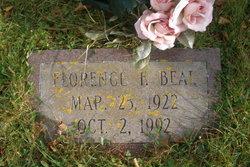 Florence Ruth <i>Farnsworth</i> Beal