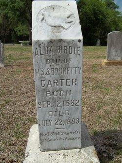 Alda Birdie Carter