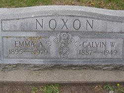 Emma A. <i>Krenk</i> Noxon
