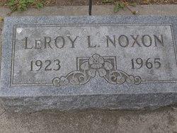LeRoy L. Noxon