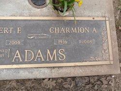 Charmion Annette <i>Champ</i> Adams