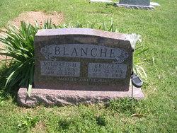 Mildred Henrietta <i>Raner</i> Blanche