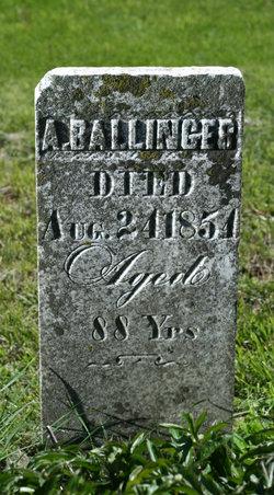 Achilles Ballinger