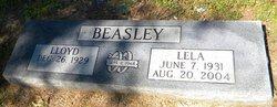 Lela E <i>Norris</i> Beasley