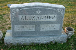 Nellie N. <i>Busby</i> Alexander