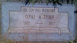 Opal Amy <i>Hay</i> Lynn