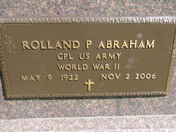 Rolland Percival Abraham