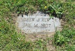 Andrew Jackson Rew, Jr