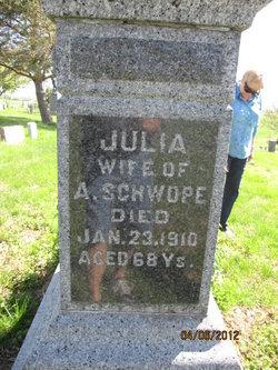 Julia <i>Kershstein</i> Schwope