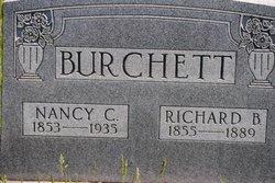 Richard B Burchett