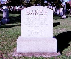 Louise <i>Hoar</i> Baker