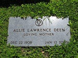Allie Lawrence Deen