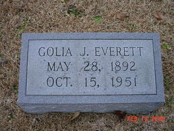 Golia <i>Jenkins</i> Everette